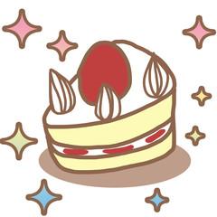 ケーキの誘惑