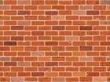 Bezszwowe ściany z cegły