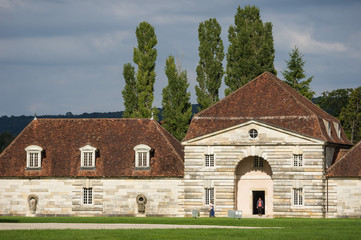 Royal Saltworks at Arc-et-Senans