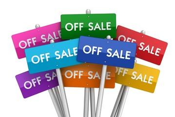 off sale