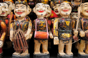 Vietnamese dolls