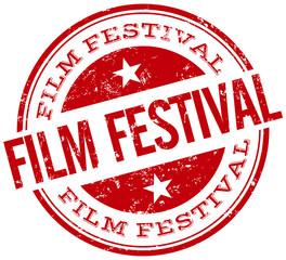 film festival stamp