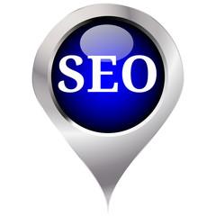 Suchmaschinen-Optimierung SEO Positionsmarkierung