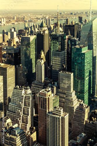 New York cityscape - 73045390