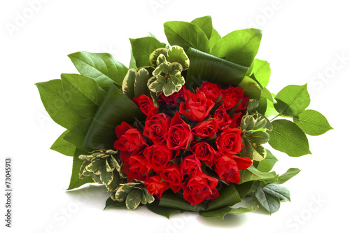 canvas print picture Lovely bouquet