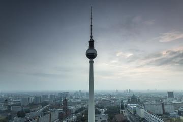 Berlin Mitte Fernsehturm