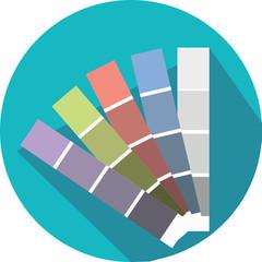 Color guide icon