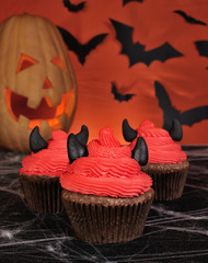 Muffins for Halloween