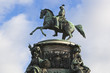 Санкт-Петербург, Россия. Памятник Николаю I