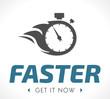 Faster logo - 73051974