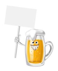 birra cartello