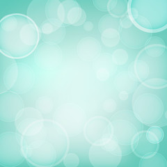 abstract aqua background with light effects