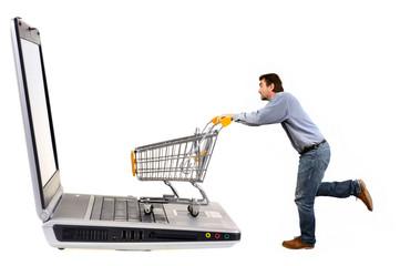 Acheteur sur internet