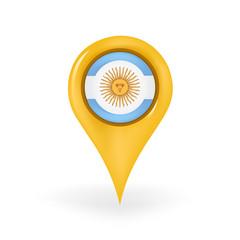 Location Argentina