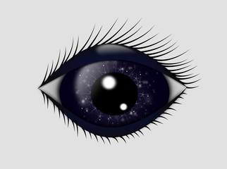 Eye of universe
