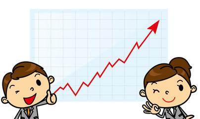 SDビジネス グラフ