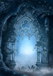 Blue passage - 73056161