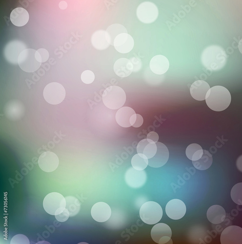 canvas print picture lichter abstrakt urban