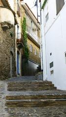 Callejuela de Cadaqués, Girona