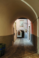 Italy, old town