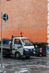 Nettezza Urbana, idropulitrice, pulizia industriale