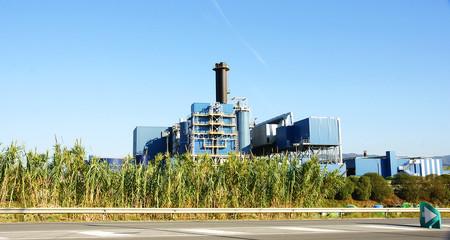 Factoría en la carretera de Mataró, Barcelona