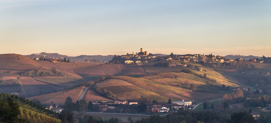 Hills of Barolo