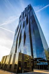 Modern architecture #1, Tower, Vienna