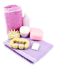 Elements of hygiene and spa