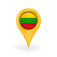 Location Lithuania