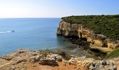 The Cliffs at Senhora Da Rocha, Nova Beach