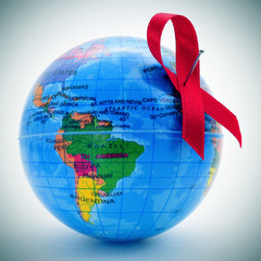 world fight against AIDS