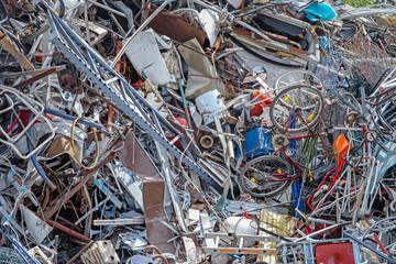 Recycling Hausmüll