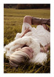 canvas print picture - Entspannte Braut