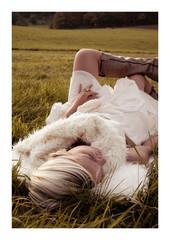 Entspannte Braut