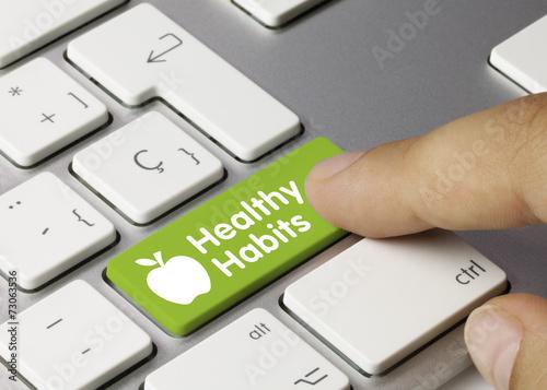 Healthy Habits - 73063536