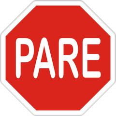 Verkehrszeichen, Pare