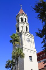 St. Augustine Cathedral Tower