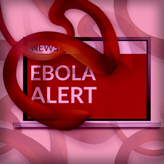 Virus Image Background