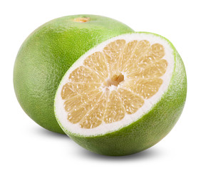 green grapefruit