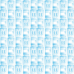 Seamless background for water cooler