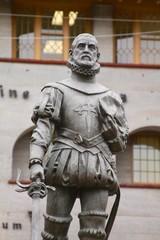 Ponce de Leon statue in St. augustine