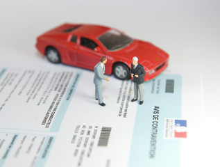 Contravention pour excès de vitesse : conseil d'un avocat