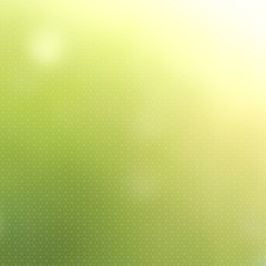Simple bright green background with vibrant shades