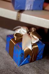 Christmas gift boxes for celebration