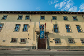 Facciata Palazzo Reale, Pisa