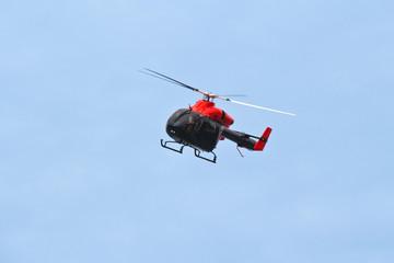 Chopper taxi