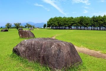 熊本港親水緑地公園