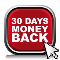 30 DAYS MONEY BACK ICON