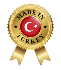 Made in Turkey (Gold)